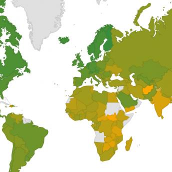 World Happiness Index 2020
